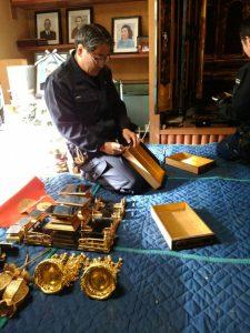 仏壇,洗浄,修復