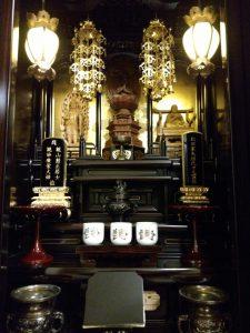仏壇,クリーニング,【洗浄後】