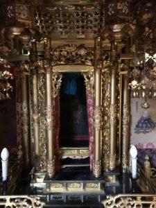 仏壇,洗浄