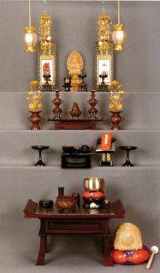 真言宗 仏壇の飾り方