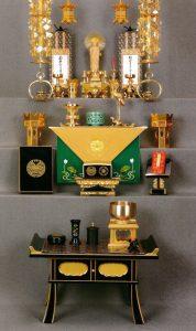 真宗大谷派 仏壇の飾り方