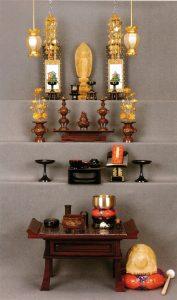 天台宗 仏壇の飾り方