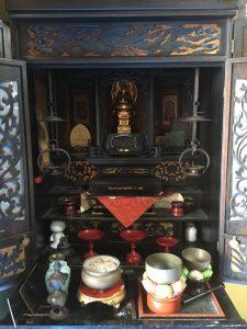仏壇クリーニング