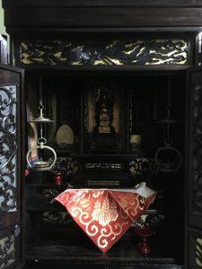 仏壇洗浄料金