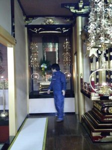 仏壇 洗浄
